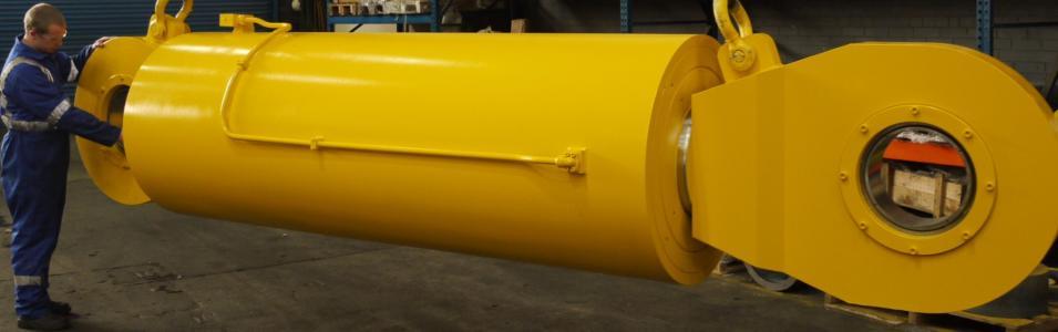 Hydraulic Cylinders  Heavy Duty